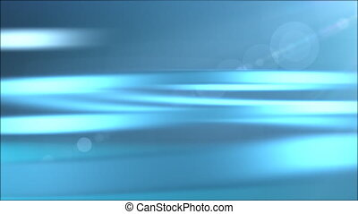 Abstract Video Background. - Computer generated animated...