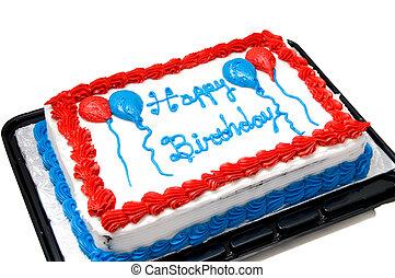 aniversário, bolo