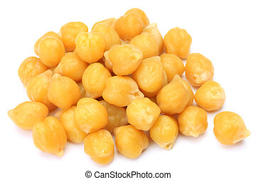 chickpea - This is called a chickpea with a bean.