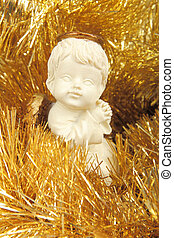 Angel  - Christmas ceramic agnel