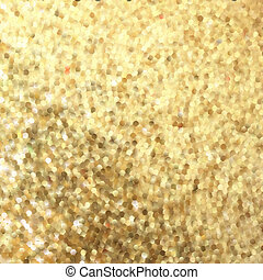 Gold background with copy space. EPS 8