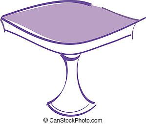 a, テーブル