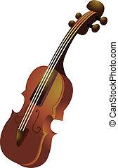 icon violin  - icon violin