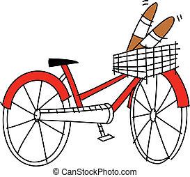 自転車, アイコン