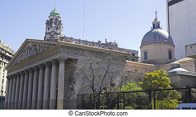 The Buenos Aires Metropolitan Cathedral Spanish: Catedral...