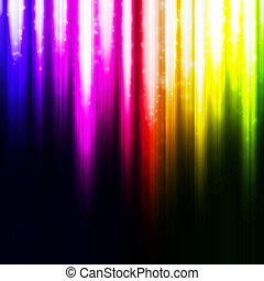 abstract glowing background - abstract colored lighting...