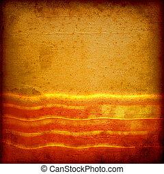 background with elegant luminous stripes