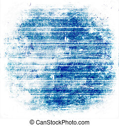 rusty blue grunge background - rusty blue striped grunge...