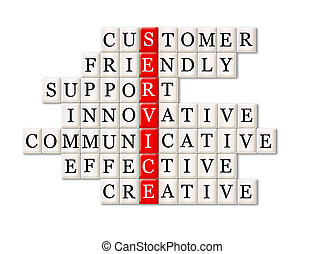 customer friendly - customer service concept -customer...