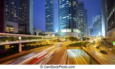 Hong Kong - International Financial Center of Hong Kong,...