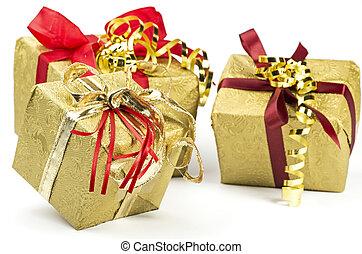 Golden packets