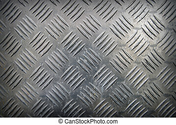 Metal sheet - Close up of grunge metal sheet background