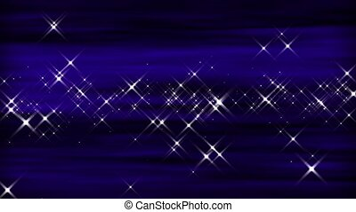 Starburst Violet Loop - Perfectly seamless loop features a...