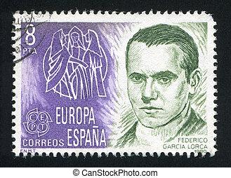 portret, Federico, Garcia, Lorca