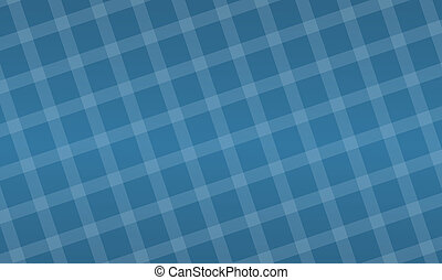 a blue placemat - illustration of a blue placemat