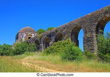 Tomar aqueduct 01