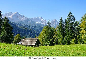 Zugspitze 01