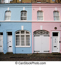 mews houses - London