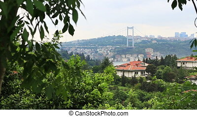 Kanlica, Bosporus view in Istanbul