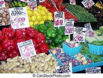 Market - Pike Place Market in Seattle