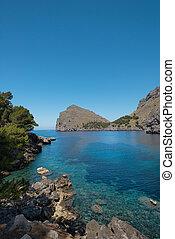 Mallorca turquoise beach