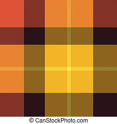Tartan plaid - Tartan Scottish plaid material pattern...