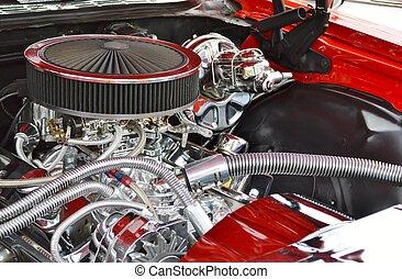 Vintage motor - Rebuilt vintage motor