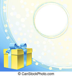 greeting or invitation for holiday