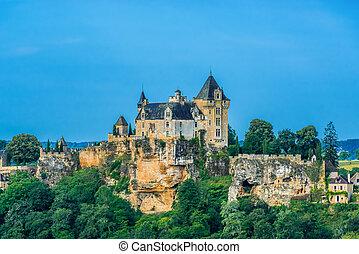 chateau de monfort souillac perigord france - chateau de...