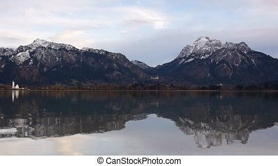 Forggensee lake #4
