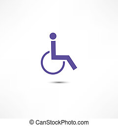 Disabled icon