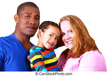 Multicultural family