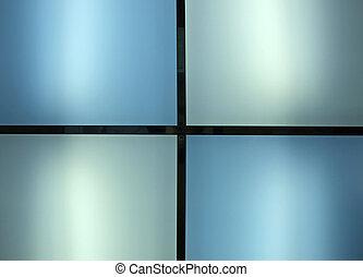 Light blue background - Light blue background. Interior...