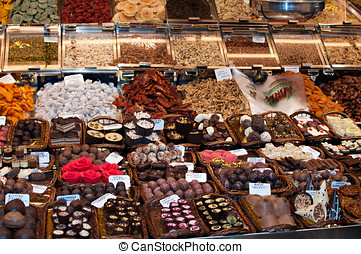 Chocolate Shop - Store specializing in the sale of chocolate