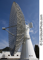 Radio Astrophysical Observatory - The large parabolic...