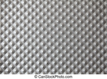 metal background with dot pattern