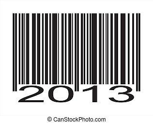 Bar code 2013 - Create barcode 2013 for design work. It's a...