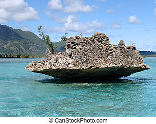 Crystal Rock Mauritius - The Crystal Rock in Mauritius...