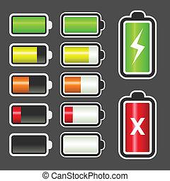 Battery Level Indicator Kit