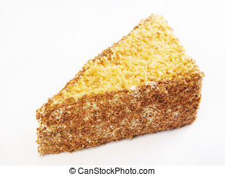 Triangular cake