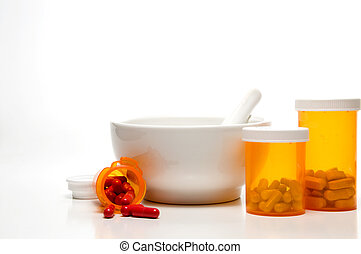 medicinsk behandling, recept