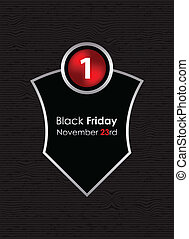 special background with black friday sign
