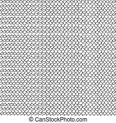 Seamless background - Doodle style seamless background