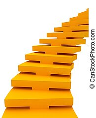 Color Stairs - Business and Career - Color Stairs - Business...