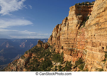 Grand Canyon National Park (South Rim), Arizona USA - View 7