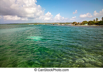 San Andres Island, Caribbean sea, Colombia
