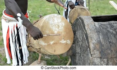 drum - African musical instruments