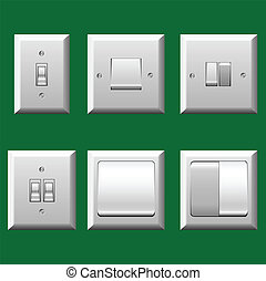 Light switch set