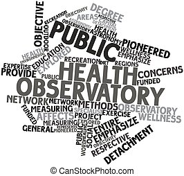 Public health observatory