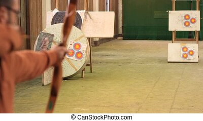 archery indoor